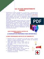 Preparación para terremotos.doc