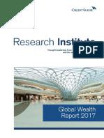 Global Wealth Report 2017 En