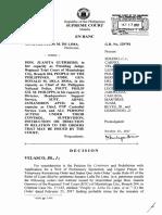 Delima vs Guerrero_JVelasco_Drug Trade_Probable Cause_Motion to Quash