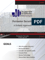 2013-08 Cmi Perimeter Security Presentation