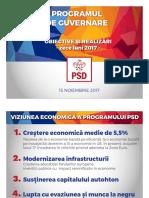 Masuri Economice PSD