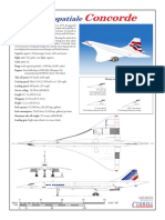 Air2 Concorde144 Concorde Factsheet