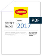 Nestle MaggI ASSIGNMENT