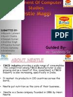 ASSIGNMENT Nestle Maggi