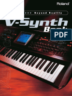 V Synth Book 1