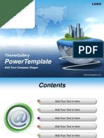 Companies Power Template
