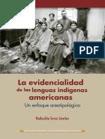 La Evidencialidad de Las Lenguas Indigenas