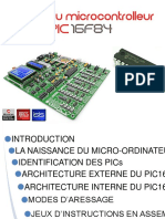Etude Du Microcontrleur Pic16f84 160919133655