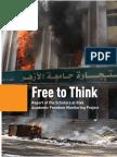 SAR Free to Think