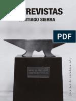 Santiago Sierra - Entrevistas - WEB