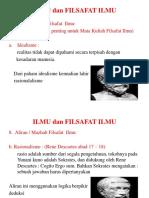 3. Ilmu Dan Fil Ilmu-Aliran FI-1