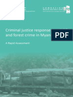 Myanmar Illicit Timber Trade Report 15