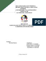 Proteccion Civil Resumen TEMA 2