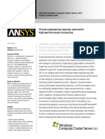 Ansys_fluent Cfd_ccs Solution Brief