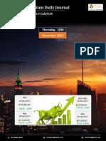 Derivative Premium Daily Journal-16th November 2017, Thursday