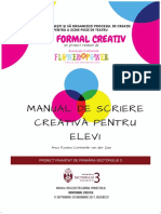 Manual Scriere Creativa Nonformal Creativ