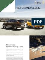 Grand Scenic Brochure
