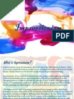 Impressionism art(Nikki's report)
