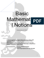 Basic Mathematics Skrip Tzu Rv or Le Sung