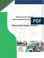 Manual Decal Culo Tarifa Rio