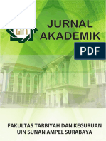 Cover Jurnal Akademik