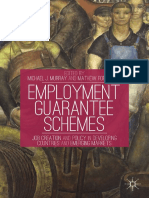 Michael J. Murray, Mathew Forstater (Eds.)-Employment Guarantee Schemes_ Job Creation and Policy in Developing Countries and Emerging Markets-Palgrave Macmillan US (2013)
