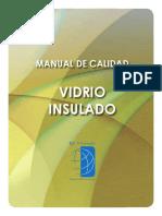 Manual de Calidad Vidrio Insulado