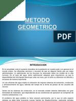 Metodo Geometrico