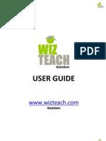WizTeach User Guide v1.0 - En