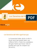 PRESENTACION DERECHOS DEL NIÑO