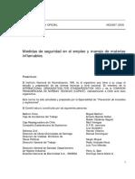 NCh0387-55 SEGURIDAD EN INFLAMABLES.pdf