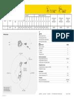 Datasheet M 710iC 50