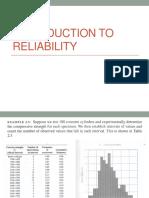 12. Reliability (1)