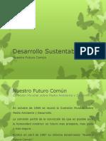 Desarrollo Sustentable. SCRIB