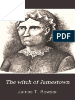 The Witch of Jamestown