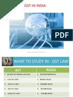 PPT on CGST