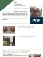 Corrosion Galvanica