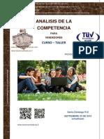 CURSO PROGRAMA Análisis de La Competencia - Copia