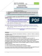 2016 - Trayecto Evaluativo - Semiconductores y Diodos