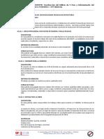 1 Especificaciones Tecnicas Estructuras - REV 3