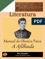 A Afilhada - Manuel de Oliveira Paiva  - Iba Mendes.pdf