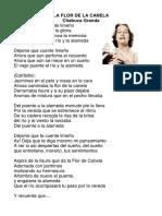 Canciones Criollas