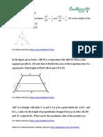Bodheeprep Cat Geometry Challenging Problems