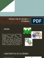 Producción de Enzimas y Vitaminas