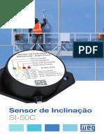 WEG Sensor de Inclinacao 50049175 Catalogo Portugues Br
