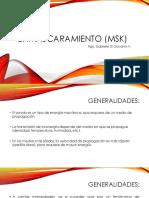 10. Enmascaramiento (MSK)