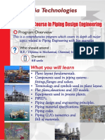 Piping Design Brochure