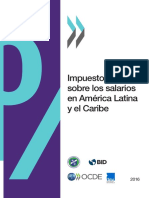Impuestos Sobre Los Salarios en America Latina y El Caribe RESUMEN