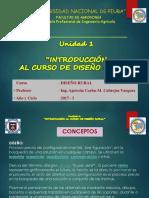 Unidad 1. Introducción a Curso DR