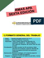 Normas APA Sexta Edición (1)